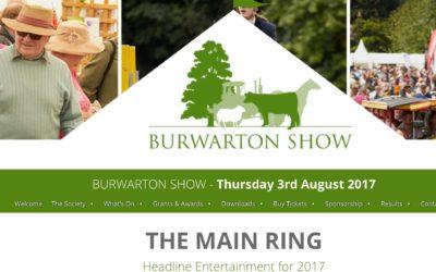 Burwarton Show : Callow Owls, Meet The Team and more