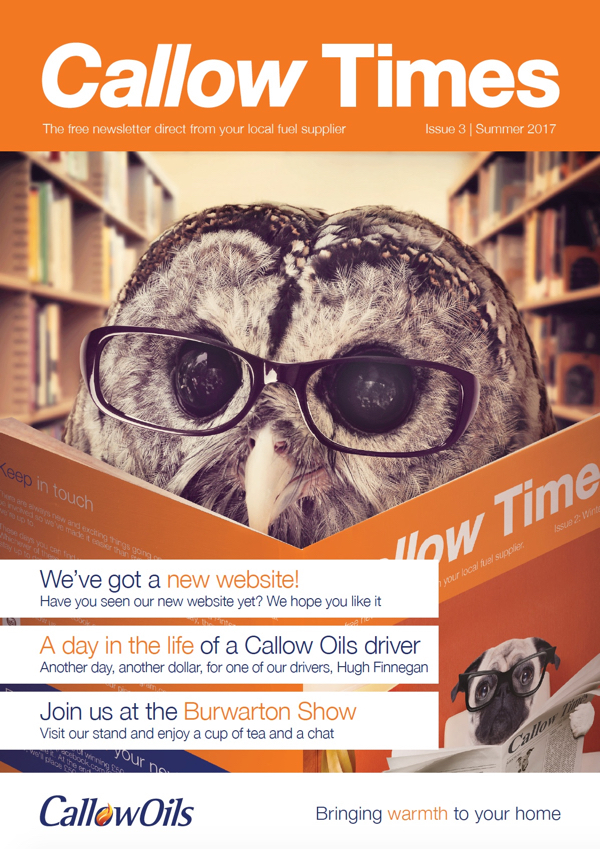 Callow Times Issue 3